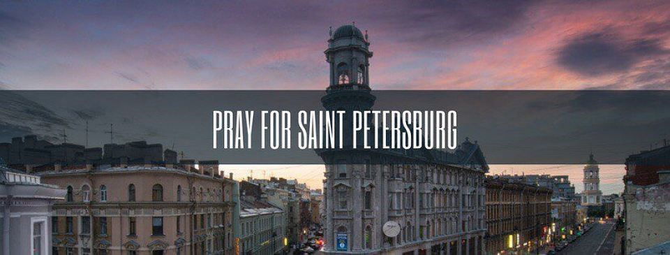 Pray Saint Peterburg