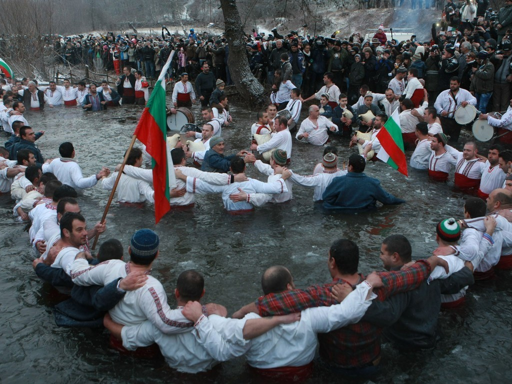 Epiphany – St. Jordan`s day (6 January)